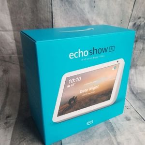Empty Amazon Echo Show 8 box